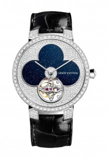 Tambour Slim Tourbillon Color Blossom