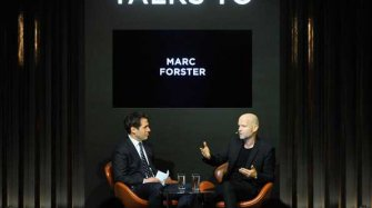 Video. Interview of Marc Forster