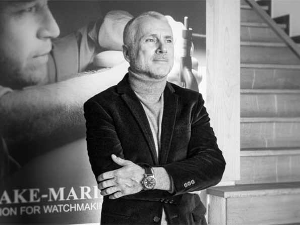 Speake-Marin - Interview Michel Teweles