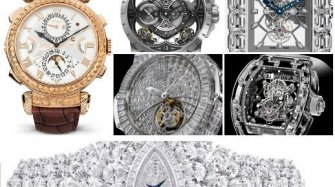 Million-dollar watches  Trends and style