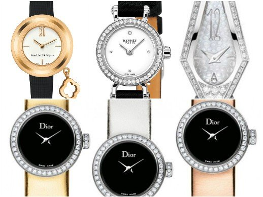 Ladies' watches - The return of the mini-watch