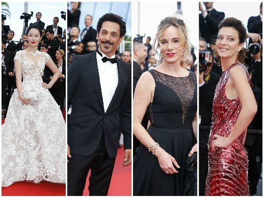 Cannes Film Festival 2016 - Montblanc in Cannes