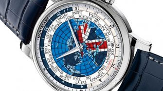 Montblanc 4810 Orbis Terrarum Special Edition Great Britain Trends and style