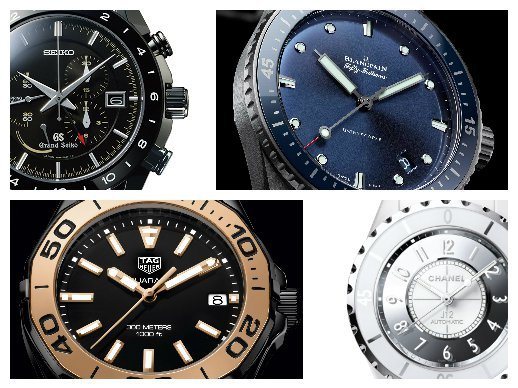 Ceramic watches - Ceramic watches at Baselworld