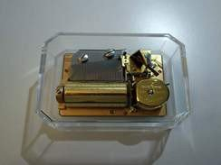 Win a Reuge music box - A competition every day