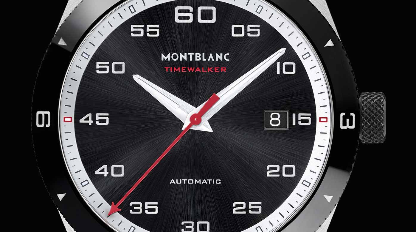 Montblanc - TimeWalker Date Automatic