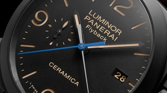 Luminor 1950 3 Days Chrono Flyback Automatic Ceramica 44mm Style & Tendance