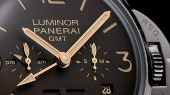 Luminor 1950 Equation of Time 8 Days GMT