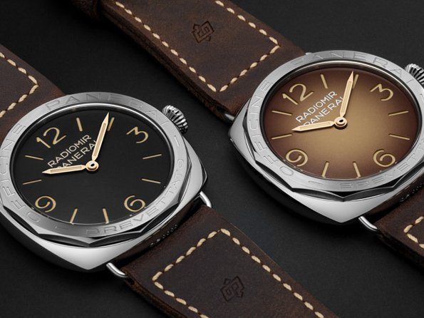 Panerai   - SIHH 2017: new shapes and colours