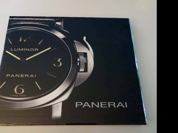 Win a Panerai book - A new competition every day