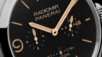Radiomir 1940 Equation of Time, 8 Days Trends and style