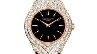 Calatrava Haute Joaillerie reference 4895R Trends and style