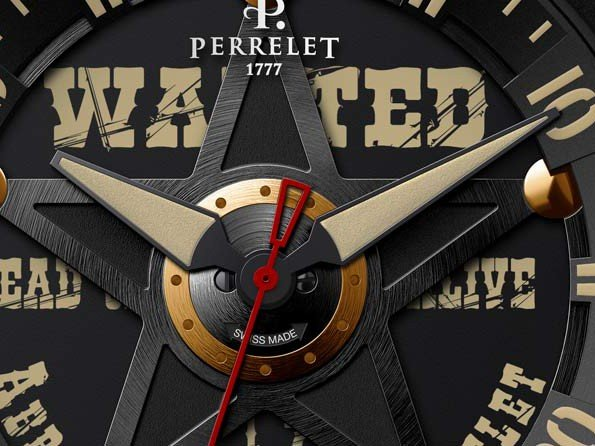 Perrelet - Only Watch 2015