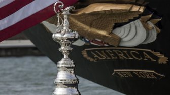 Five watches for the America's Cup
