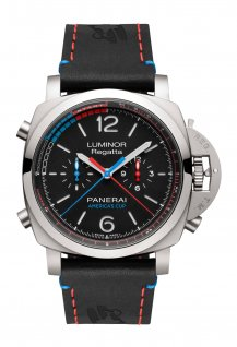 PAM00726 - Luminor 1950 Regatta Oracle Team USA 3 Days Chrono Flyback Automatic Titanio - 47 mm