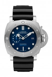 PAM00692 - Luminor Submersible 1950 BMG-Tech 3 Days Automatic - 47 mm