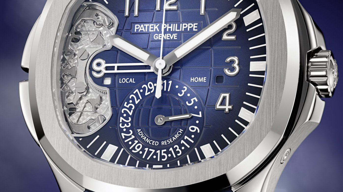 Patek Philippe Advanced Research - Flexibility, and the art of the bulge