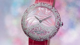 Haute Joaillerie Calatrava Ref. 4899/900 Trends and style