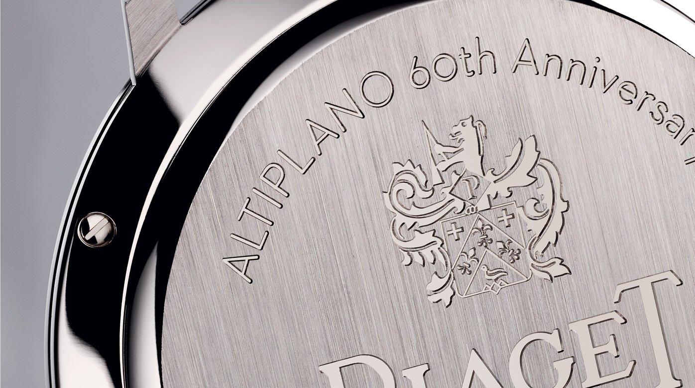 Piaget - Altiplano 60th Anniversary collection