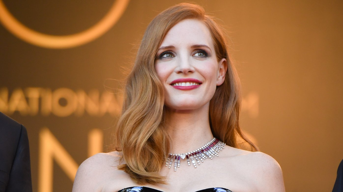 Piaget - Jessica Chastain at the Cannes Film Festival
