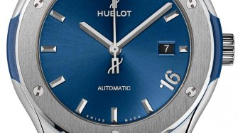 Hublot Classic Fusion Titane 42mm, unique piece Trends and style