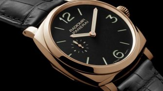 Radiomir 3 Days Acciaio/Oro Rosso - 42mm Style & Tendance