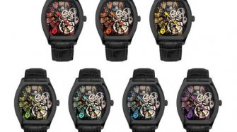 Tortue Rainbow appears in seven different colours Trends and style