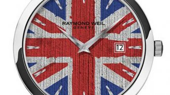 Raymond Weil official watch and timing partner