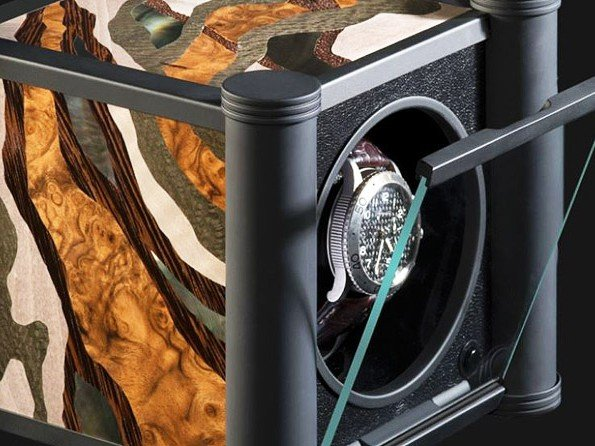 RDI Charles Kaeser - A serial inventor and innovator enters the watch accessory market