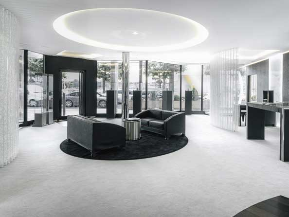 Richard Mille - Re-opening of the Geneva Boutique
