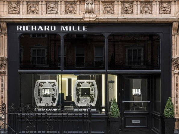 Richard Mille - New flagship store in London