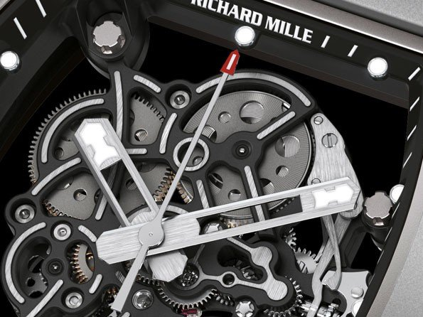 Richard Mille - RM 055 Bubba Watson Boutique Edition