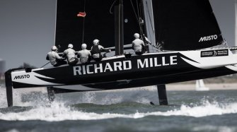 Jessica Von Bredow-Werndl joins Richard Mille family