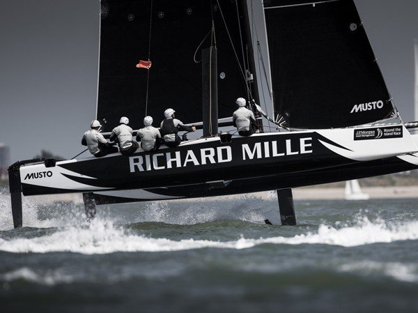 Richard Mille - J.P. Morgan Asset Management Round the Island Race