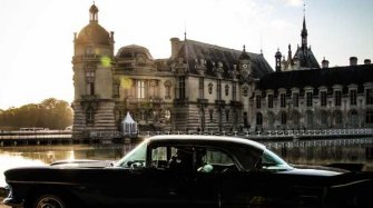 Concours Chantilly Arts & Elegance Richard Mille