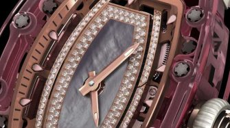 RM 07-02 Pink Lady Saphir Innovation and technology