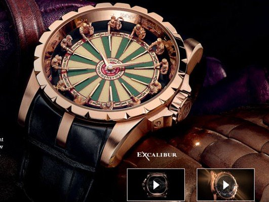 Roger Dubuis - The digital outrider