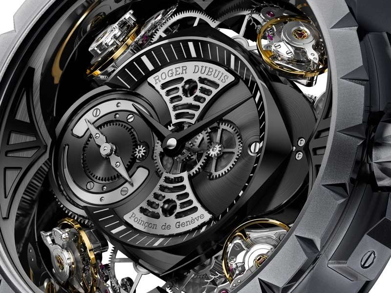 Roger Dubuis - At the GPHG 2013