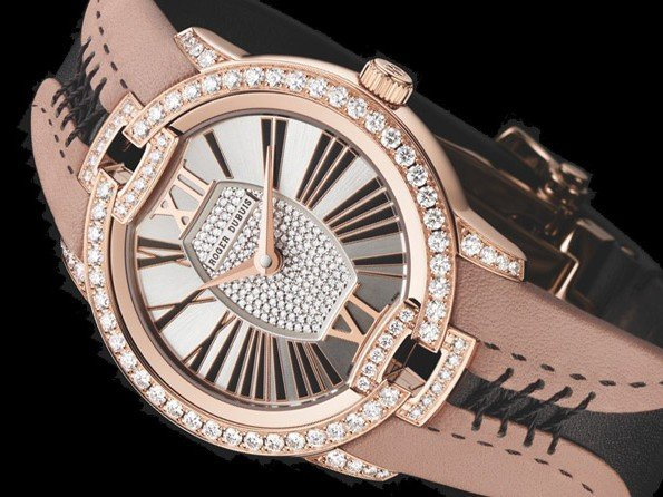 Roger Dubuis - Velvet Haute Couture Corsetry