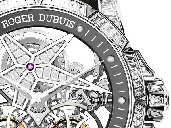 Roger Dubuis - Excalibur Star of Infinity
