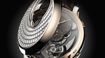 Baselworld 2014: Logical One Secret Trends and style