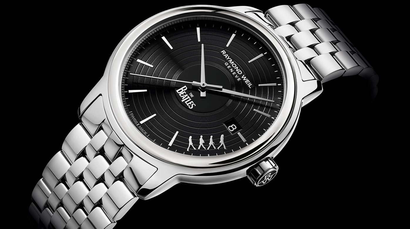 "Raymond Weil - Maestro Beatles ""Abbey Road"" Limited Edition"