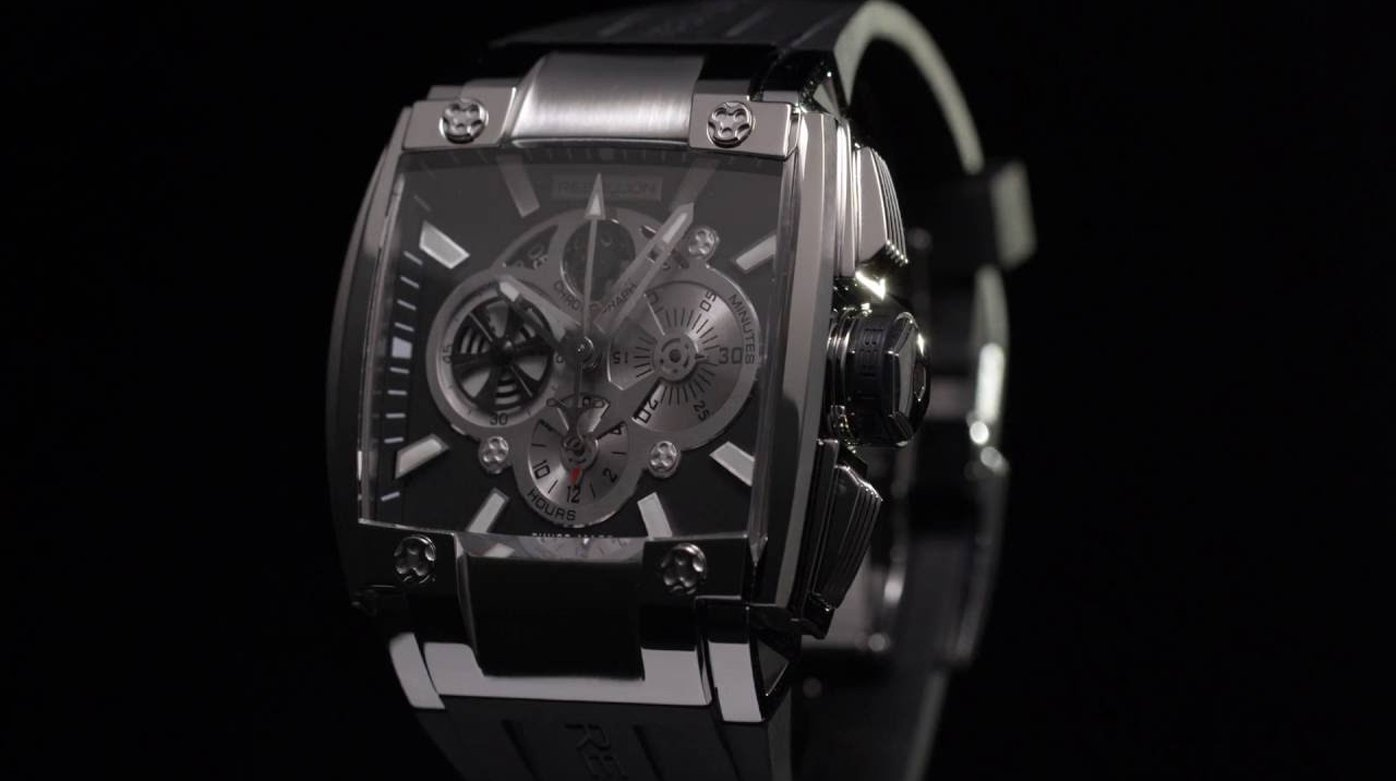 Rebellion Timepieces - RE-1 Chronograph