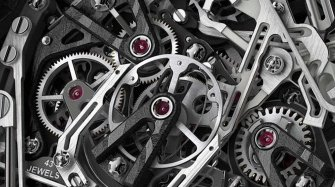 Carbon calibres: the new watchmaking trend for 2017 Innovation and technology