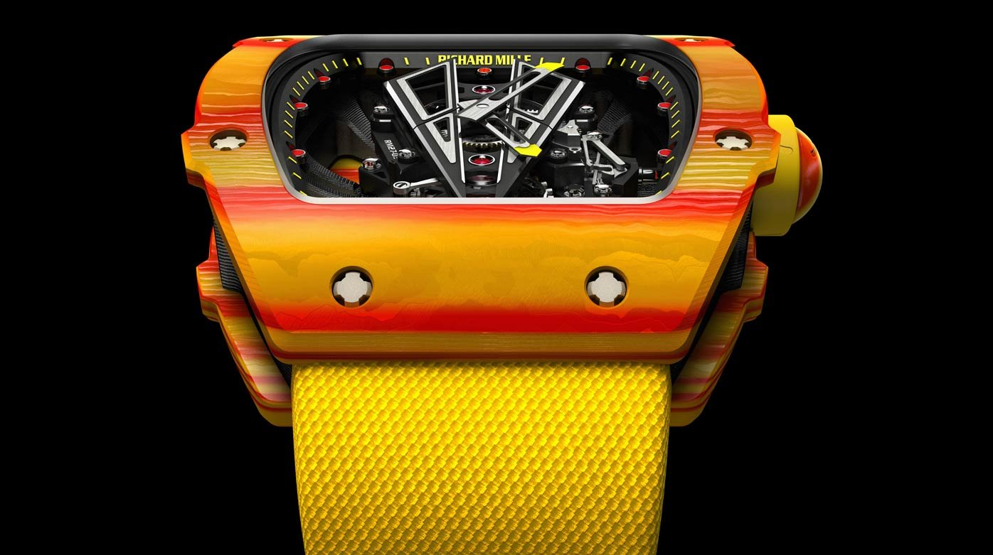 Richard Mille - Tourbillon RM 27-03 Rafael Nadal