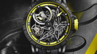 Excalibur Spider Pirelli Automatic Skeleton Trends and style