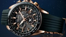 Astron GPS Solaire Dual-Time