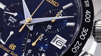 Grand Seiko 55th Anniversary Spring Drive Chronograph Limited Edition Innovation and technology