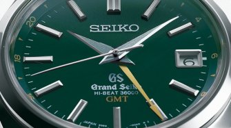 Grand Seiko Hi-beat 36000 GMT Innovation and technology