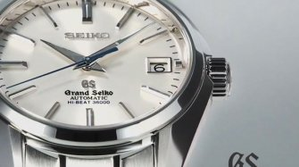 Video. Grand Seiko Mechanical 9S TVCF  Trends and style